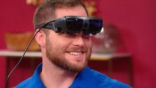 Download Watch a Visually Impaired Man See His Girlfriend for the First Time | Rachael Ray Show Video