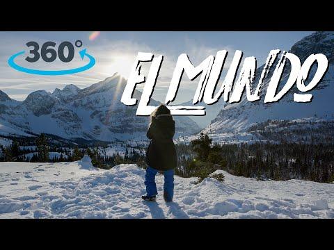 La Vuelta Al Mundo en 360 VR | Mariel de Viaje