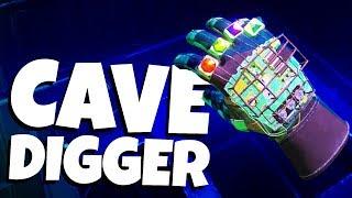 Download SECRET INFINITY STONES! - Cave Digger VR Gameplay - HTC Vive VR Video