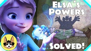 Download Mystery of Elsa's Powers SOLVED! Connection to Rapunzel Proven! | Frozen/Tangled Frangled Theory Video