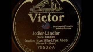 Download Vintage German Yodeling - ″Jodler-Ländler″ (1926).wmv Video