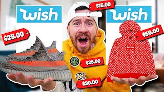 Download I Bought $1,000 Worth of Hypebeast Clothing From Wish!! Video
