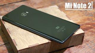 Download Xiaomi Mi Note 2 - китайская альтернатива Galaxy Note 7 без стилуса и ″ОГНЯ″. Так ли все гладко? Video
