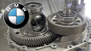 Download BMW Electric Engine PRODUCTION Video