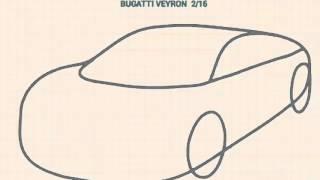 Download Bugatti Veyron Çizimi Video