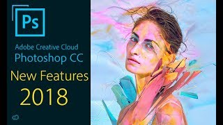 Download TOP Secret Features PHOTOSHOP CC 2018 Video
