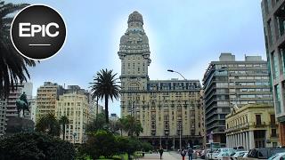 Download Quick City Overview: Montevideo, Uruguay (HD) Video