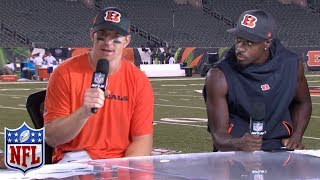 Download Andy Dalton and A.J. Green on Their Potential for the 2018 Season | NFL Network Video