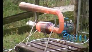 Download Valveless Pulsejet Test 7-11-2010 Video