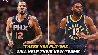 Download 6 NBA Players On New Teams That Will Immediately Improve Them Video