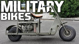 Download 10 Awesome Military Bikes Which Appeared In World War 2 Video
