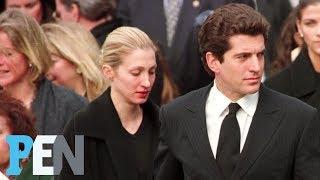 Download How Princess Diana's Death Shook JFK Jr. Wife Carolyn Bessette Kennedy | PEN | Entertainment Weekly Video