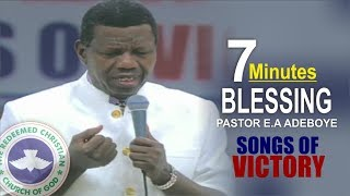 Download Pastor E.A Adeboye 7Minutes Prayer Of Blessing @ RCCG 2017 HOLY GHOST CONGRESS #Day7 Video