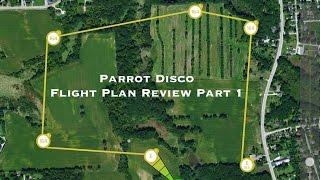 Download Parrot Disco | Flight Plan | Part 1 Video
