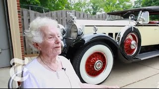 Download Two Classics, One Car: A Collector Shows Off Her Lifelong Favorite | The New York Times Video