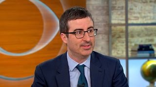 Download John Oliver on success of ″Last Week Tonight,″ Snowden interview, Baltimore riots Video