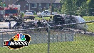 Download Dale Earnhardt Jr., family survive plane crash | Motorsports on NBC Video