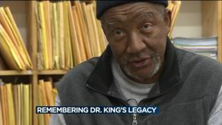 Download Local Wisconsin man remebers meeting Dr. Martin Luther King Jr. Video