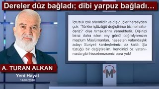 Download Ahmet Turan Alkan - Dereler düz bağladı; dibi yarpuz bağladı… Video