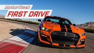 Download 2020 Ford Mustang Shelby GT500 | MotorWeek First Drive Video