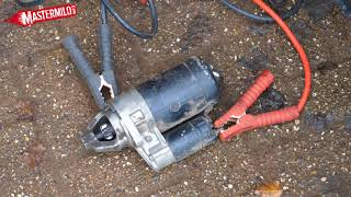 Download How a starter motor works - Fixing a lazy starter Video