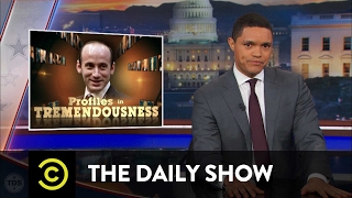 Download Profiles in Tremendousness - Senior Adviser Stephen Miller: The Daily Show Video