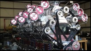 Download Biggest Engines In The World Video
