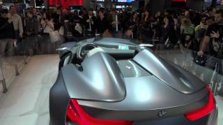 Download BMW Vision Drive Concept Car Video
