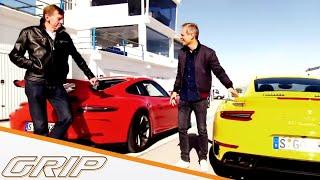 Download Der neue Porsche 911 GT3 - GRIP - Folge 405 - RTL2 Video