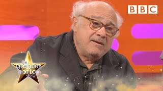 Download When Danny DeVito tries speaking Welsh... | The Graham Norton Show - BBC Video