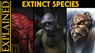 The Most Feared Species in Star Wars - The Anzati [Legends