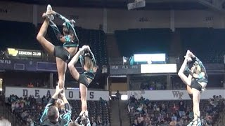Download Cheer Extreme Smoke Showcase 2016 Video