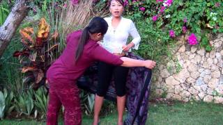 Download The Longhouse - Tying a Sarong thelonghousebali Video