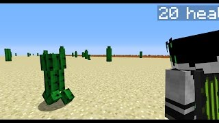 Download CREEPERI DEGHIZATI IN CACTUS | Minecraft Video