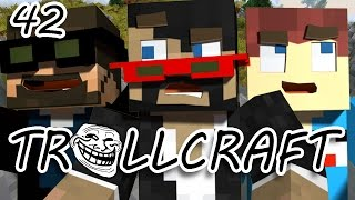 Download Minecraft: TrollCraft Ep. 42 - RAGE QUIT IM OUT Video