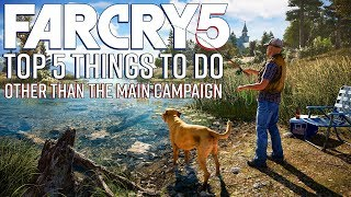 Download Far Cry 5 - 5 Things To Do Other Than the Main Campaign Video
