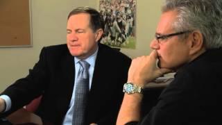 Download CBS This Morning: Bill Belichick ″Belichick's Brain″ Video
