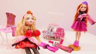 Download Muñecas de Ever After High. La fiesta. Vídeos para niñas. Video