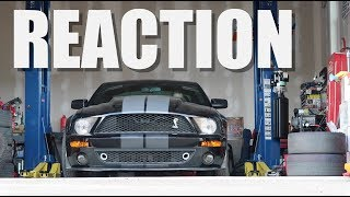 Download GT500 Reaction - The Struggle is Real Video