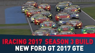 Download iRacing: First impressions and race with Ford GT 2017 GTE Video
