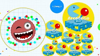 Download AGARIO SPAWNER CELL TROLLING PEOPLE IN EXPERIMENTAL MODE Agar.io Funny Moments! Video