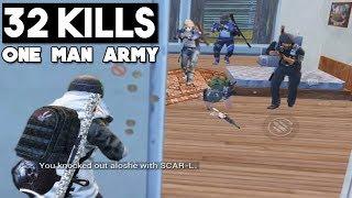 Download NEW RECORD ON ERANGEL   32 KILLS Solo vs Squad   PUBG Mobile Video