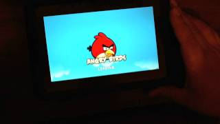 Download Angry Birds for the BlackBerry PlayBook! Video