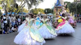 Download HD Mickey's Soundsational Parade - Anaheim Disneyland Video