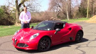 Download Can You Daily Drive an Alfa Romeo 4C? Video