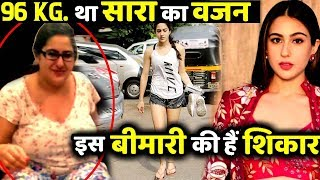 Download Sara Ali Khan Used To Weight 96kgs Due To Polycystic Ovary Syndrome Video