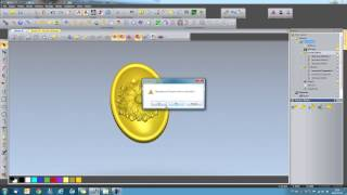 Creating Coins in ArtCAM JewelSmith Free Download Video MP4 3GP M4A