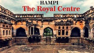Download Hampi Part 6 - Royal Centre | Queen's Bath | Lotus Mahal | Mahanavami Dibba Video