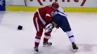 Download Athanasiou attempts MMA takedown during fight with Erne Video