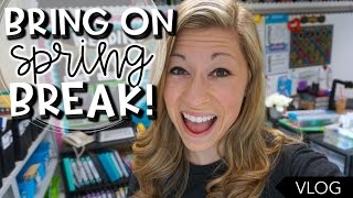 Download I MADE IT TO SPRING BREAK   That Teacher Life Ep 51 Video